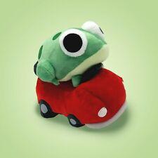 Frog in a Car Plushy Toy