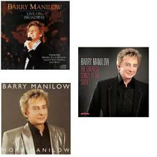 BARRY MANILOW ~ Lot 5 CDS+ LIVE ON BROADWAY(NEW) + MORE~SONGS 60'S+AUTOBIO BOOK!