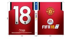 FIFA 18 Manchester United Cover PlayStation 4 3 PS4 PS3 XBOX ONE 360 jeu Man U
