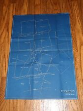 Original Mining Claims Map - Slocan City Mineral Claims, B.C., Canada - 1913