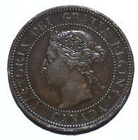 1888 Canada One 1 Cent - Victoria - Lot 1172