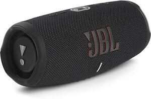 JBL Charge 5 Portable Bluetooth Speaker Built In Power Bank - Colours