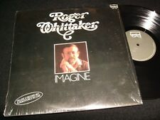 "ROGER WHITTAKERI<>IMAGINE<>DOUBLE 12"" Lp Vinyl~Canada Pressing~TEMPO TM2-6000"