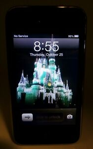 Apple iPhone 3GS, MC640LL/A, A1303, 8GB, Black, AT&T, Good Working Condition
