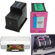 2x Combo Pack Ink Cartridge Black + Color For HP 61XL DeskJet 1050 2050 3050 New