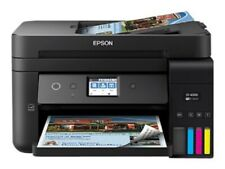 Epson WorkForce Eco-Tank Series ST-4000 Inkjet Multifunction Printer,C11CG19202