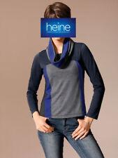 Shirt mit Schal MANDARIN by heine. NEU!!! KP 39,90 € SALE%%%