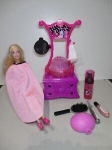 Barbie Style Salon Playset - Rare