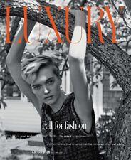 UK Luxury Magazine October 2018: RUTH BELL Gwyneth Paltrow MICHAEL KORS Max Mara