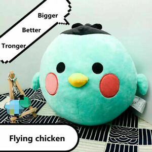 Scissor Seven Flying Chicken Plush Toys Doll Pillow Anime Cosplay Props Present
