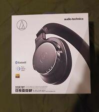 New Audio-Technica ATH-DSR7BT Pure Digital Drive Wireless Over-Ear Headphones