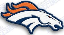 DENVER BRONCOS  iron on 100% embroidered PATCH NFL FOOTBALL PATCHES  horse
