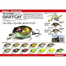 Megabass New SR-X GRIFFON Matt Tiger 34430 F/S from JAPAN