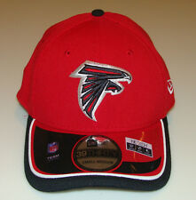 New Era Hat Cap NFL Football Atlanta Falcons Reverse 39THIRTY M/L Flex Fit
