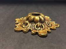 New listing Beautiful Solid Cast Brass Cap 3-1/4� Wide # 960