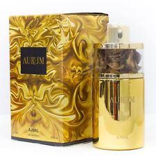 Aurum por Ajmal 75 ML EDP para mujer frescos Afrutado Floral picante Woody almizclado Polvo