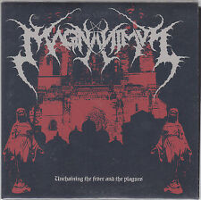 Magnanimus  ‎– Unchaining The Fever And The Plagues EP 7""