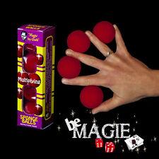 Multipliant Éponge Balles - GOSHMAN Classique visuel Tour de Magie