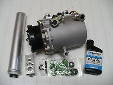 2001-2005 PONTIAC MONTANA  (3.4L ENGINES W/O REAR A/C) NEW A/C AC COMPRESSOR KIT