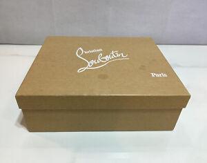 "Christian Louboutin Empty Shoe Box 12"" x 10"" x 4"""