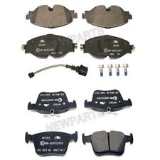 For Audi A3 e-tron Quattro 15-16 Front & Rear Brake Pad Sets Ate 602785/607293