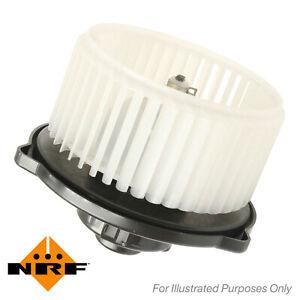 Fits Nissan Qashqai 1.5 dCi Genuine NRF Interior Heater Blower Motor Fan
