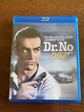 Dr. No JAMES BOND (Blu-ray Disc, 2012) Like new