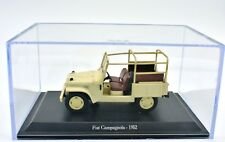 FIAT SCALA 1/43 CAMPAGNOLA NOREV AUTO MODELLINI DIECAST MINIATURE CAR MODEL BOX