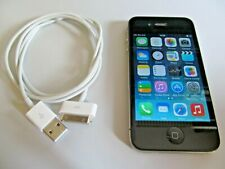 iPhone 4 A1332 16GB Black - Vodafone - ios 7.1.2