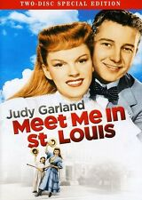 Meet Me in St. Louis [Special Edition] [2 Discs] (2011, DVD NEW)