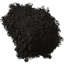 Tinte Color Pigmento Negro 100g óxido de hierro