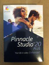 PINNACLE STUDIO 20 PLUS FOR WINDOWS