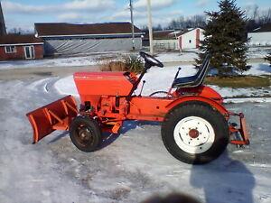 1979 Economy Power King Tractor
