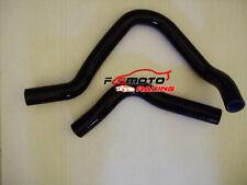 Black For Honda Civic B Series Type R DC2 EK4 EK9 B16A/B Silicone Radiator Hose