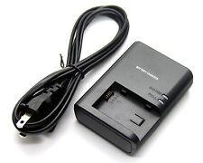 CG-800 BP-809 Battery Charger For Canon LEGRIA FS40 FS46 FS200 FS300 FS305 FS306
