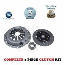 FOR KIA PRIDE 1991-10/2001 1.1 1.3 NEW 3 PIECE CLUTCH KIT COMPLETE