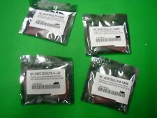 New ! 4PK TONER CHIPS FOR XEROX VERSALINK C7020 C7025 C7030 106R03738 106R03739