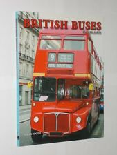 Gavin Booth British Buses In Colour. HB/DJ 1996.