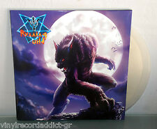 RUNNING WILD - LIVE IN ZECHE BOCHUM GERMANY 1985 DOUBLE LP CLEAR COLOR RARE NM
