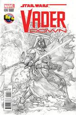 Star Wars Vader Down #1 M&M Exclusive Dave Dorman Sketch Variant