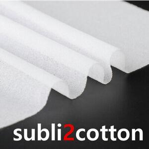 Sublimation auf Baumwolle mit subli2cotton Sublimationstinte subli to cotton