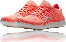 Womens Nike FREE RN FLYKNIT 2018 Running Shoes -942839 801 run -Sz 10 -New