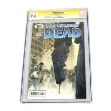 THE WALKING DEAD #4 (1/04) CGC 9.6 signed by Robert Kirkman & Tony Moore Comic