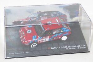 1/43 Lancia Delta Integrale 16V  Martini Racing  Rally Sanremo 1989  M.Biasion