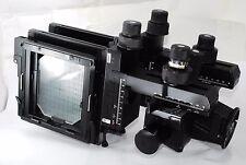 "Sinar P2 4x5 Large Format  Film Camera Body w/ Linhof Board ""Excellent"" #0705"