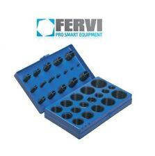 FERVI 0299/P ASSORTIMENTO 419 GUARNIZIONI O-RING ORING OR IN POLLICI IN CASSETTA