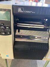 Zebra 170Xi4 Labeldrucker 300DPI