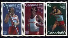 CANADA - 1975 - Olimpiadi estive, Montreal (1976) (VII).