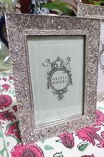 "Olivia Riegel Windsor Crystal 4"" x 6"" Photo Frame  NEW! In Box!"