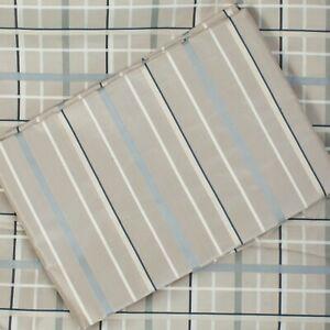 Ethan Allen 100% Silk Full/Queen Size Duvet Cover and Pillow Sham, Brand New